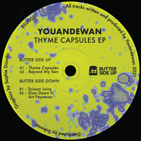 youandewan-thyme-capsules-ep-pre-order-butter-side-up-cover