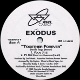 exodus-together-forever-vocal-dub-wave-classics-cover
