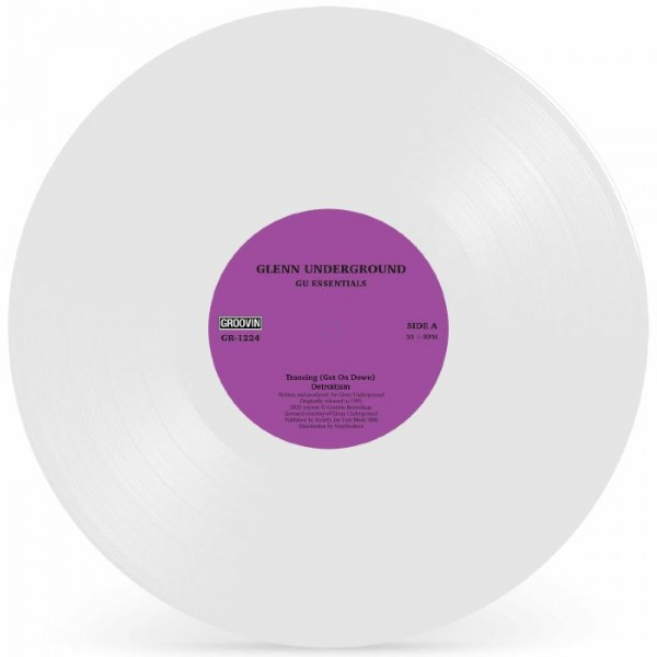 glenn-underground-gu-essentials-white-vinyl-groovin-recordings-cover