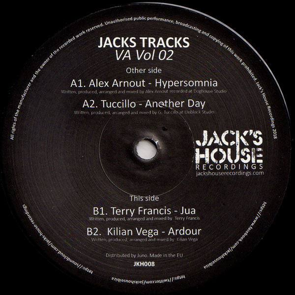 Jacks Tracks VA Vol 02