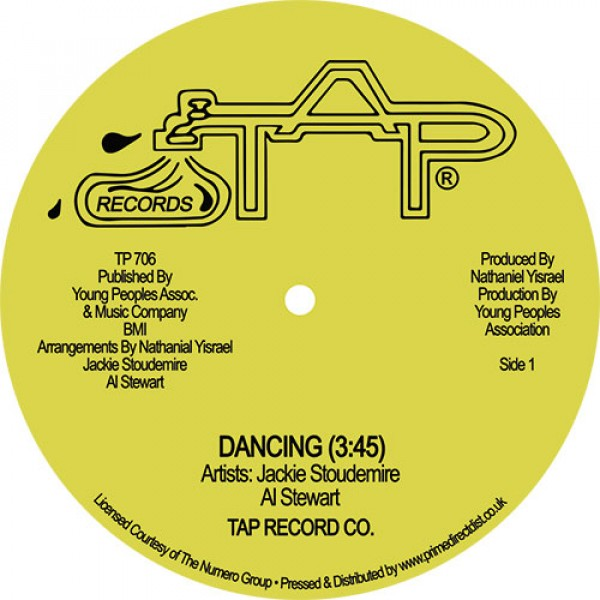 jackie-stoudemire-al-stewart-dancing-rsd-2020-version-tap-records-cover