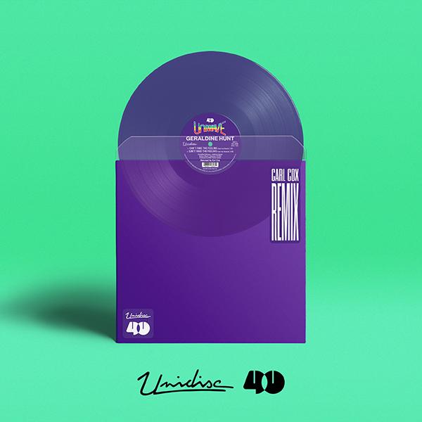 geraldine-hunt-cant-fake-the-feeling-purple-vinyl-carl-cox-remix-pre-order-unidisc-cover