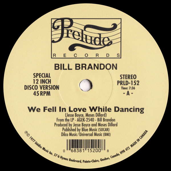 bill-brandon-lorraine-johnson-we-fell-in-love-while-dancing-the-more-i-get-the-more-i-want-prelude-records-cover