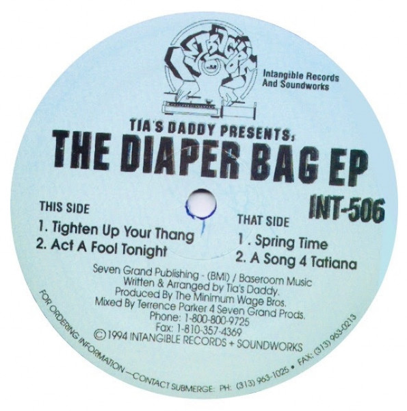tias-daddy-terrence-parker-the-diaper-bag-ep-intangible-records-soundworks-cover