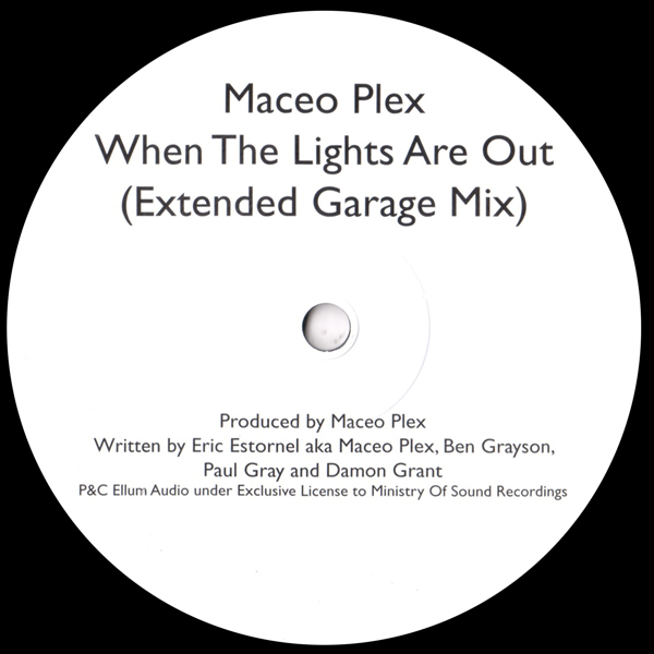 When The Lights Are Out (Extended Garage Mix)