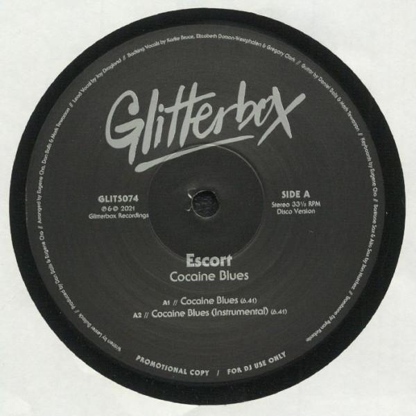 escort-cocaine-blues-greg-wilson-remix-glitterbox-cover