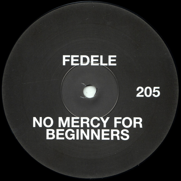fedele-no-mercy-for-beginners-turbo-recordings-cover
