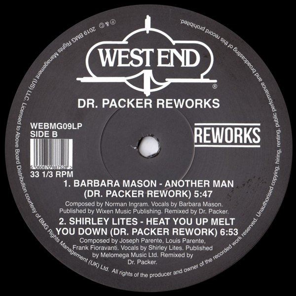 raw-silk-barbara-mason-shirley-lites-dr-packer-reworks-west-end-records-cover