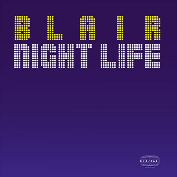 blair-nightlife-virgo-princess-spaziale-recordings-cover