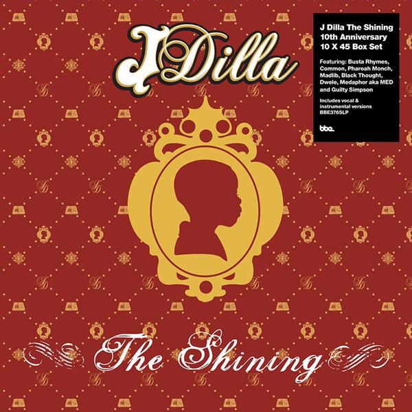 j-dilla-the-shining-10th-anniversary-45-box-set-bbe-records-cover