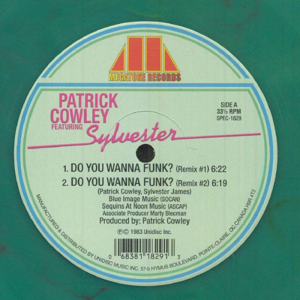 patrick-cowley-ft-sylvester-do-you-wanna-funk-dont-stop-unidisc-cover