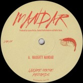 mandar-naughty-mandar-lazare-hoche-records-cover