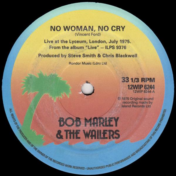 bob-marley-the-wailers-no-woman-no-cry-jamming-island-records-cover