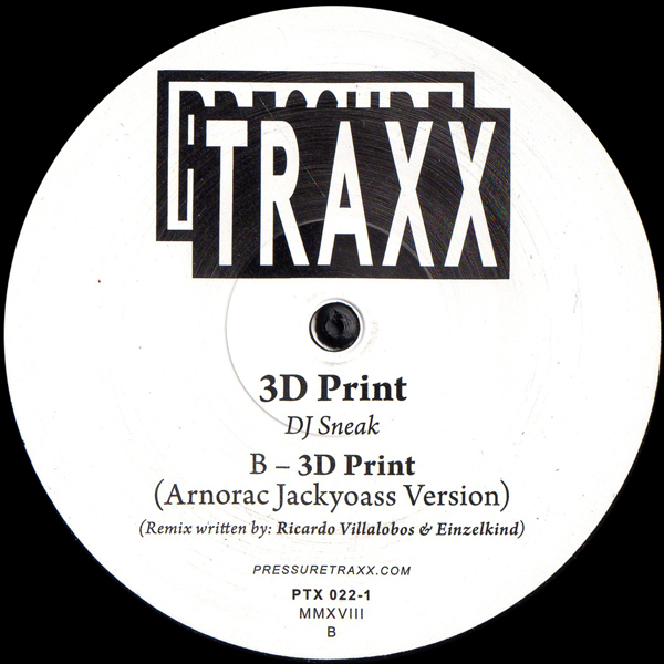 dj-sneak-3d-print-anorak-aka-ricardo-villalobos-einzelkind-remix-pressure-traxx-cover