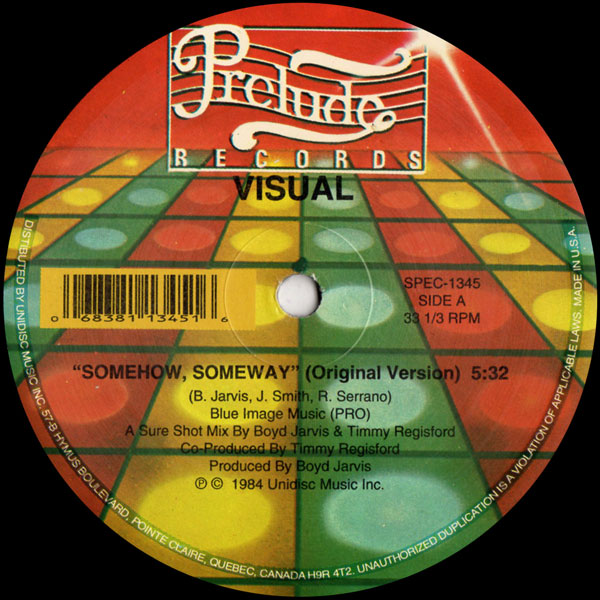 visual-somehow-someway-unidisc-cover