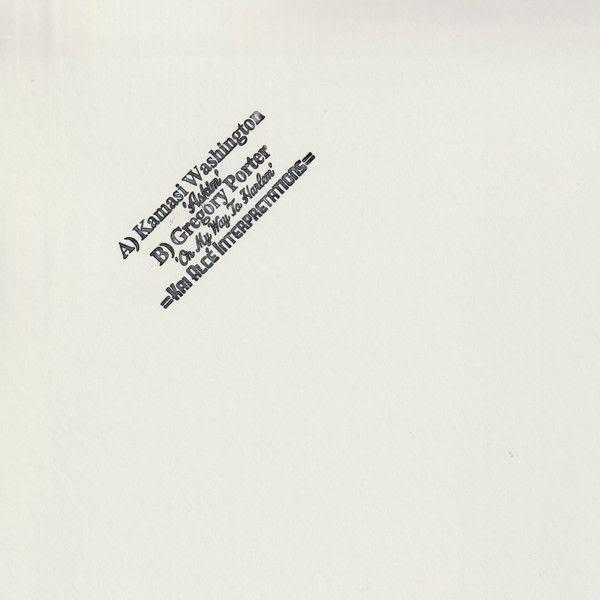 kamasi-washington-gregory-porter-kai-alce-kai-alce-interpretations-ep-white-label-cover