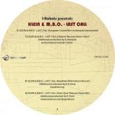 klein-mbo-last-call-i-robots-gene-hunt-headman-remixes-opilec-music-cover