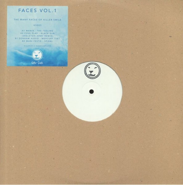manix-foul-play-denham-audio-mani-festo-faces-vol-1-the-many-faces-of-killer-smile-killer-smile-cover