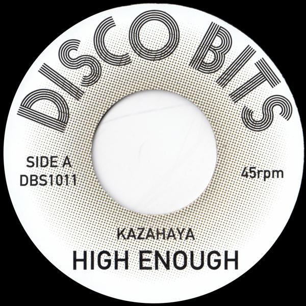 kazahaya-high-enough-forever-disco-bits-cover