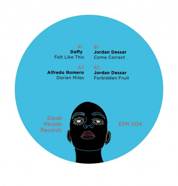 daffy-alfredo-romero-jordan-dessar-equal-people-records-4-ep-equal-people-records-cover