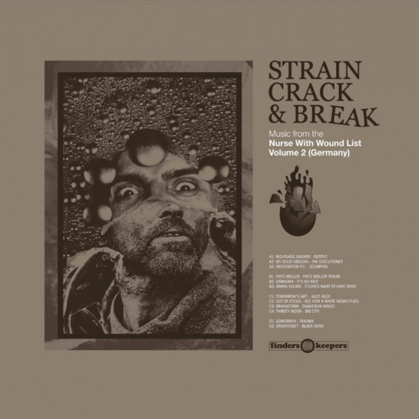 various-artists-strain-crack-break-music-from-the-nurse-with-wound-list-volume-two-lp-finders-keepers-cover