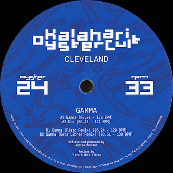 cleveland-gamma-ep-kalahari-oyster-cult-cover