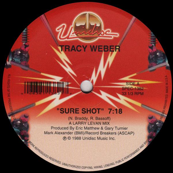 tracy-weber-sure-shot-larry-levan-remix-unidisc-cover