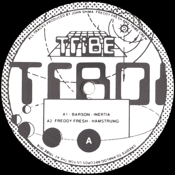 barson-freddy-fresh-various-artists-trb01-tribe-records-cover