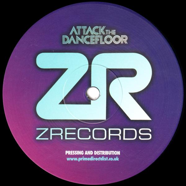 joey-negro-various-artists-attack-the-dancefloor-volume-15-z-records-cover