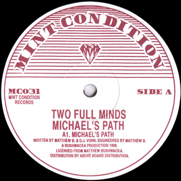 two-full-minds-michaels-path-ep-mint-condition-cover