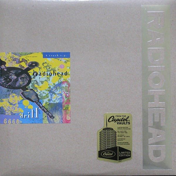 radiohead-drill-ep-capitol-records-cover