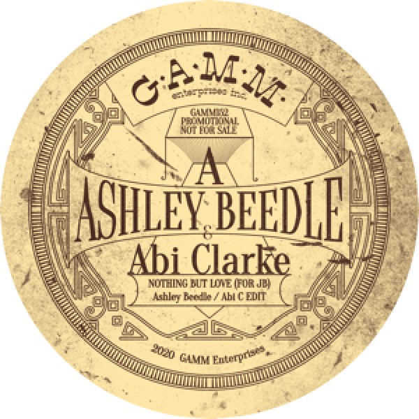 ashley-beedle-abi-clarke-nothing-but-love-gamm-records-cover