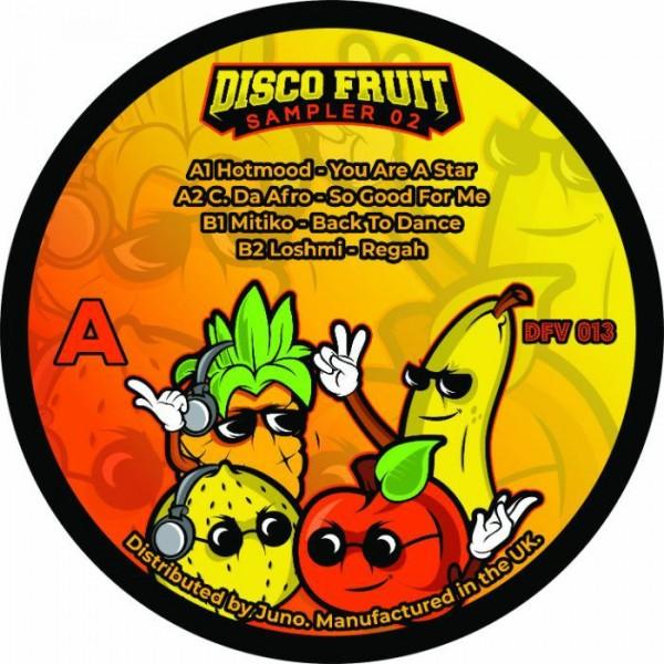 hotmood-c-da-afro-mitiko-loshmi-disco-fruit-sampler-02-disco-fruit-cover
