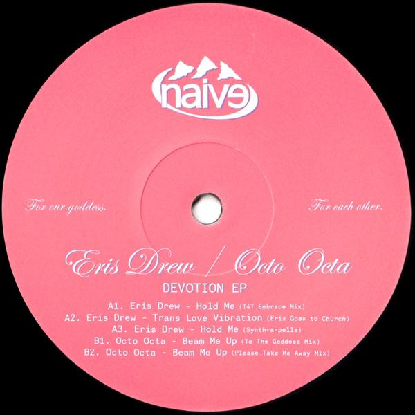 eris-drew-octo-octa-devotion-ep-naive-cover