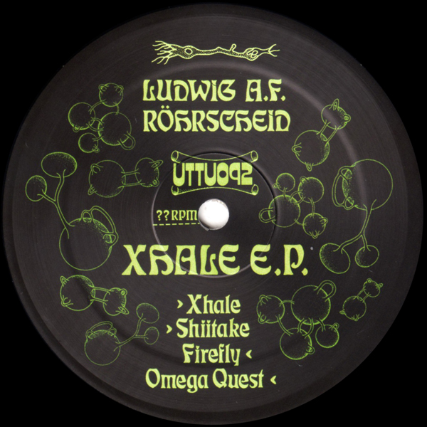 ludwig-af-rhrscheid-xhale-ep-unknown-to-the-unknown-cover