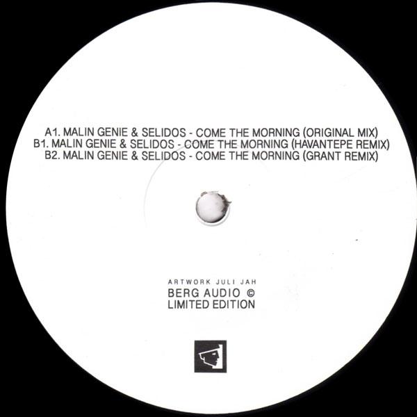 malin-genie-selidos-come-the-morning-berg-audio-cover