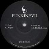 funkinevil-kyle-hall-funkineven-night-dusk-wild-oats-cover